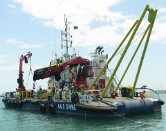 A.M.S. Workboats Secured Long Term Charter Contracts in Two Major Projects in WA