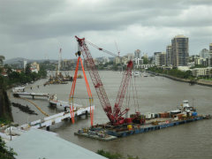 Building Brisbane's Upcoming Icon - The Riverwalk Replacement Project