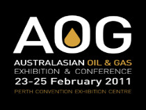 A.M.S. Tugs and Barges to take part in the Australasia Oil and Gas Exhibition Conference AOG 2011