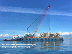 Artificial Reef Installations