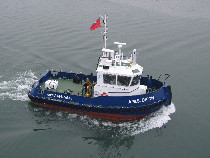 A.M.S Tugs and Barges Acquisition of Brand New 16m 1200bhp DAMEN Stan Tug 1606