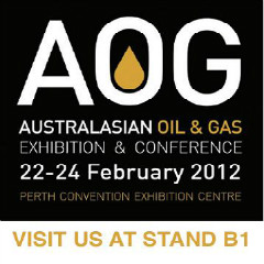Australia Marine Services to participate in the Australasian Oil and Gas Exhibition (AOG) 2012